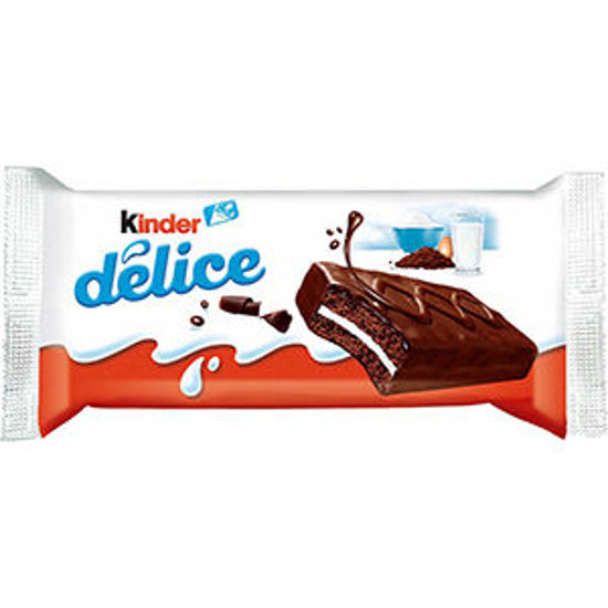 Picture of Choc KINDER Delice Cacau 39gr