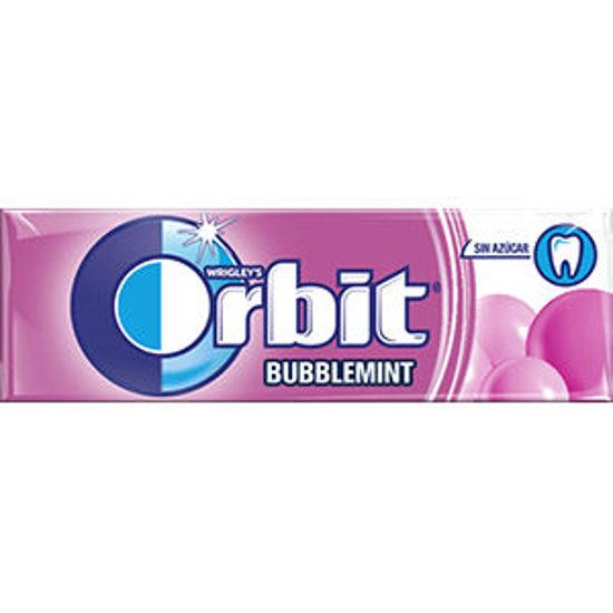 Picture of Past ORBIT Bubblemint 14gr
