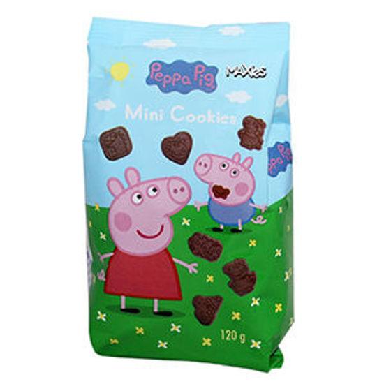 Imagem de Mini Cookies PEPPA PIG 120gr