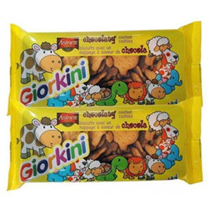 Picture of Mini Cookies GIORKINI 2x90gr