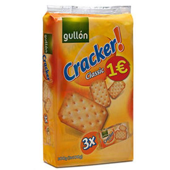 Picture of Bolacha GULLON Cracker Classic 3x100gr