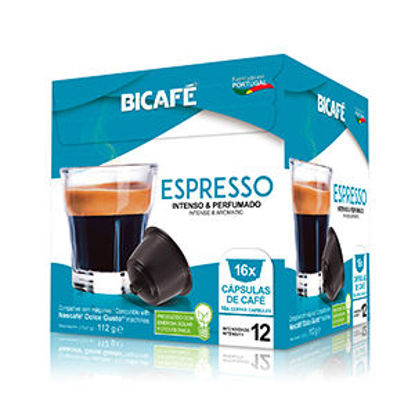 Picture of Cafe BICAFE DG Expresso 16un