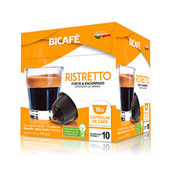Picture of Cafe BICAFE Ristretto 16un