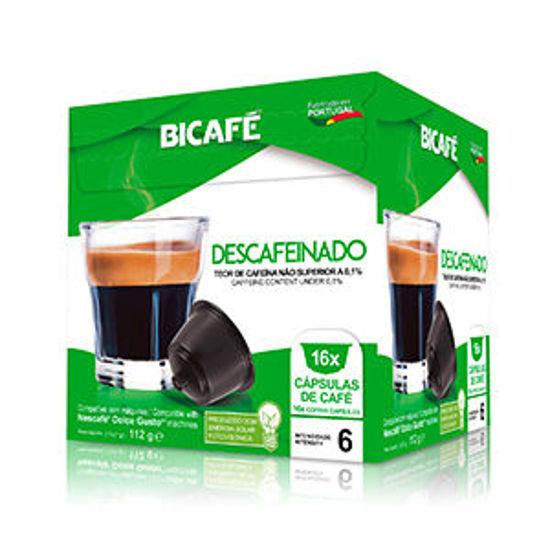 Imagem de Cafe BICAFE Descafeinado 16un