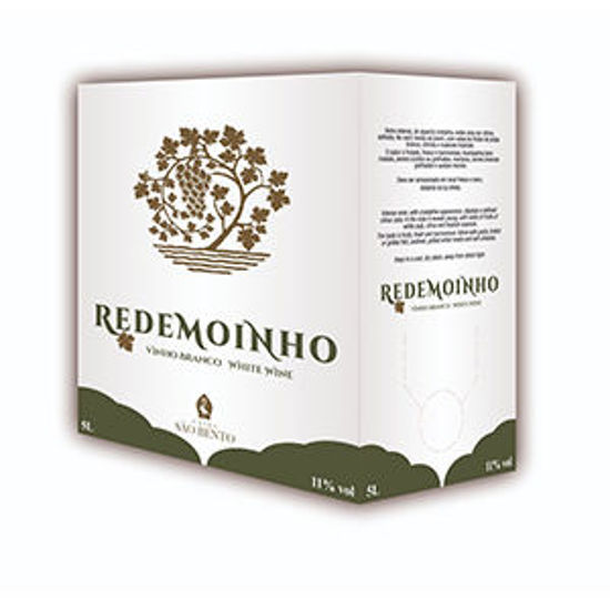 Picture of Vinho REDEMOINHO Branco BIB 5lt