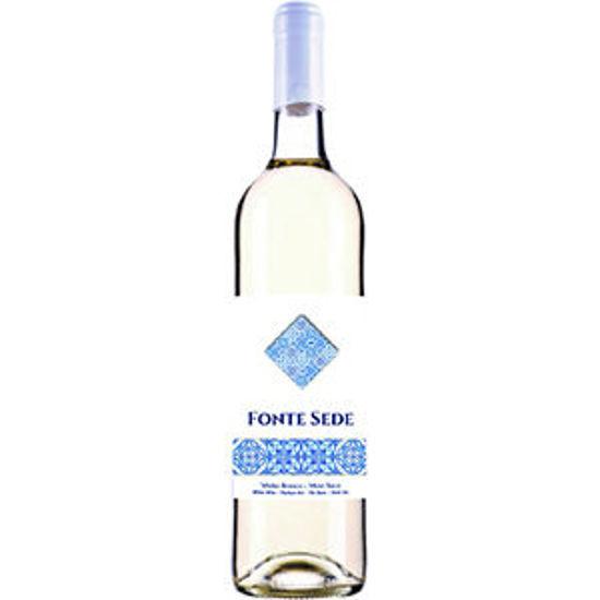 Picture of Vinho FONTE DE SEDE Branco 75cl