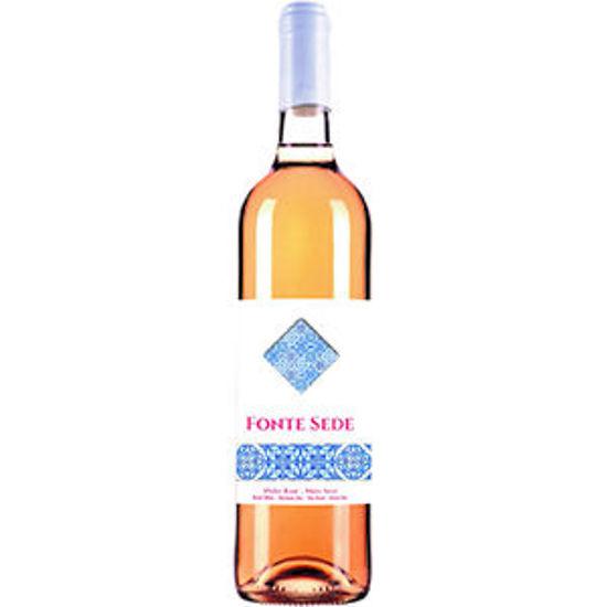 Picture of Vinho FONTE DE SEDE Rose 75cl