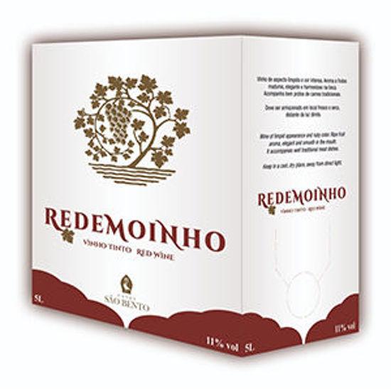 Picture of Vinho REDEMOINHO Tinto BIB 5lt