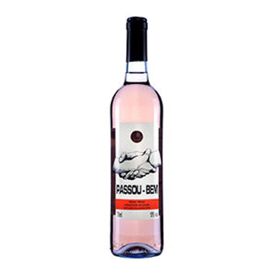Picture of Vinho PASSOU BEM Rose 75cl