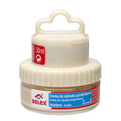 Picture of Creme Calcado SELEX Incolor 50ml