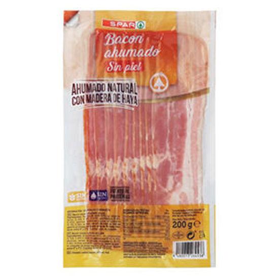 Picture of Bacon SPAR Fumado 200gr