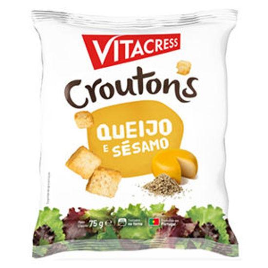 Picture of Croutons VITACRESS Qj Sesamo 75gr