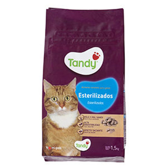 Picture of Alim Gato TANDY Esteril 1,5kg