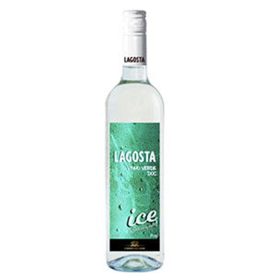 Picture of Vinho LAGOSTA Ice Branco 75cl