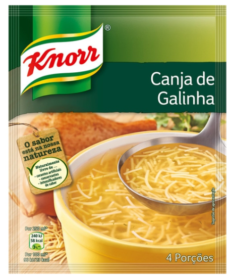 Picture of Sopa KNORR Canja Galinha 68gr
