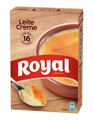 Picture of Leite Creme ROYAL 92gr