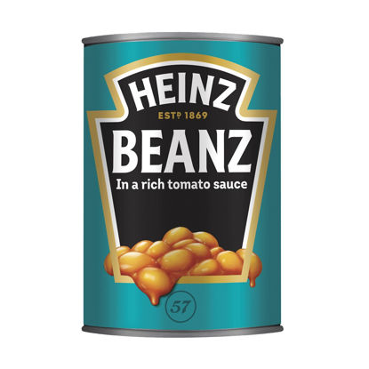 Picture of Baked Beans HEINZ c/ Molho Tomate 415gr
