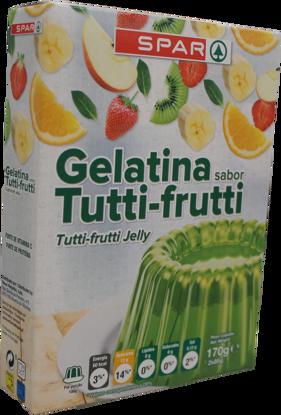 Picture of Gelatina SPAR Tutti Frutti 2x85gr