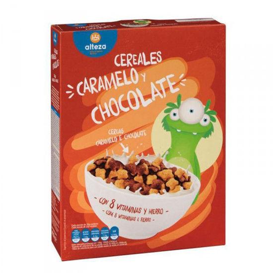 Imagem de Cereais ALTEZA Caramelo Chocolate 400gr