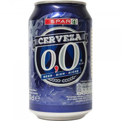 Picture of Cerveja SPAR S/Álcool Lata 0,33lt