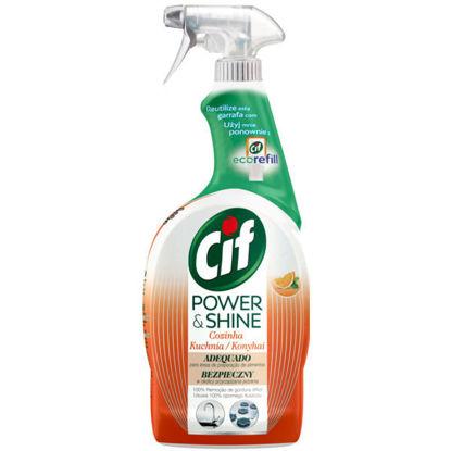Imagem de Det CIF Spray Power&Shine Cozinha 750ml