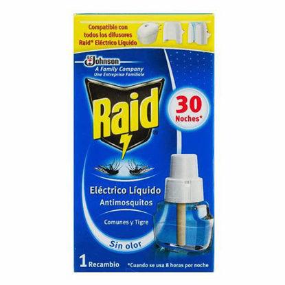 Picture of Insect RAID Elétrico 30 Noites Dif+Rec un