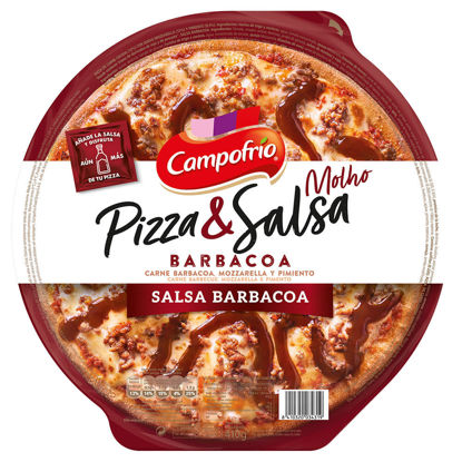 Picture of Pizza CAMPOFRIO Barbecue 410gr