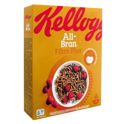 Picture of Cereais KELLOGGS All Bran Plus 375gr