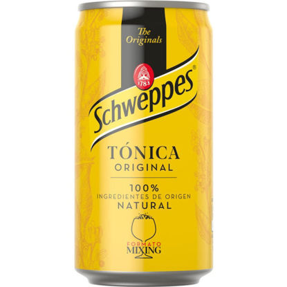 Picture of Água Tónica SCHWEPPES Lata 0,25lt