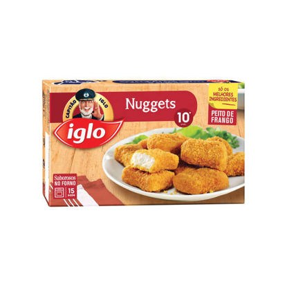 Picture of Nuggets IGLO Frango 208gr
