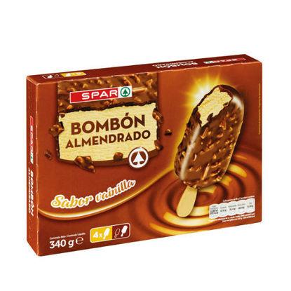 Picture of Gelado SPAR Chocolate Amêndoas 4x120ml