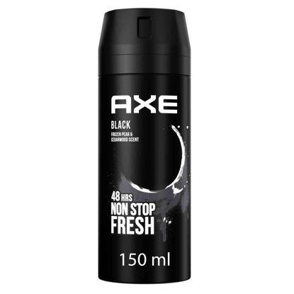 Picture of Desod AXE Spray Black 150ml
