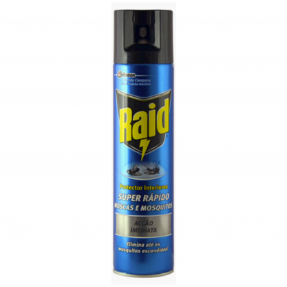 Picture of Insect RAID Sup Rap Moscas&Mosq 400ml