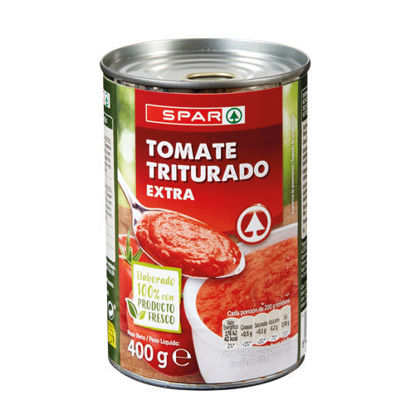 Imagem de Tomate SPAR Triturado 400gr