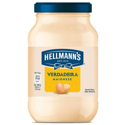Picture of Maionese HELLMANNS Frasco 208gr