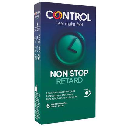 Picture of Preservativos CONTROL Retard 6un