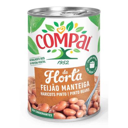 Picture of Feijão COMPAL Manteiga Lata 410gr