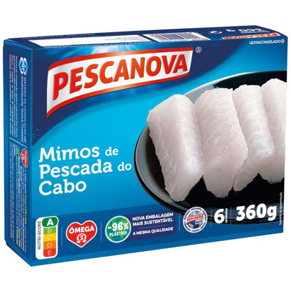 Picture of Mimos Pescada PESCANOVA 360gr