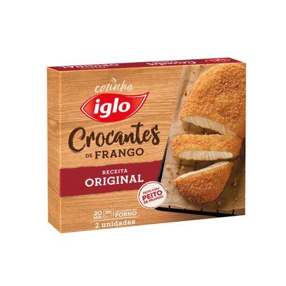 Picture of 2 Crocantes Frango Original IGLO 180g